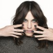 Alexa Chung med egen kolleksjon for Nails Inc.